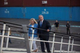 U.S. Navy returns to Israeli port in sign of 'deep alliance'