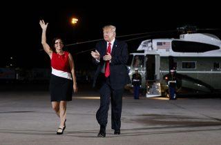 Pres. Trump Praises Arizona Senate Candidate Martha McSally, Slams Dem Opponent