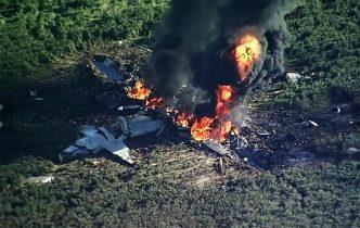 Fatal 2017 military aircraft crash deemed preventable