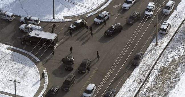 Police Responding To 'Active Shooter Situation' At New Jersey UPS Facility