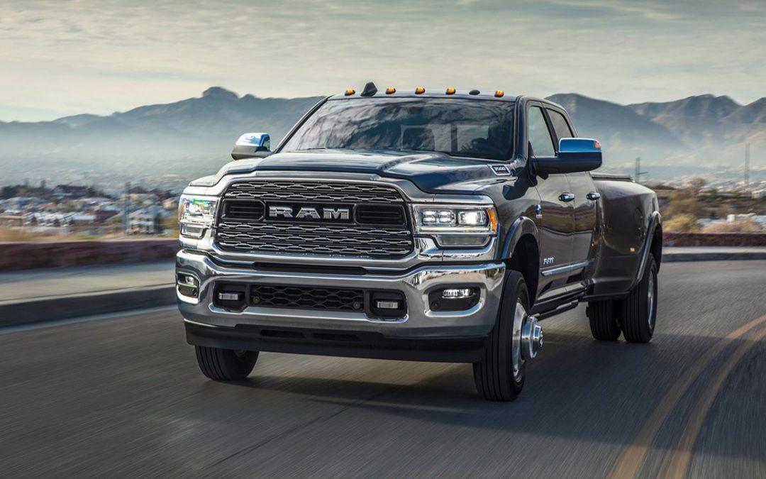 The 2019 Ram Heavy Duty pickup is a monstrous truck