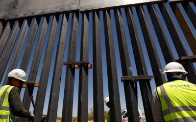 Bill introduced to prevent President Trump from using disaster relief funds for border wall