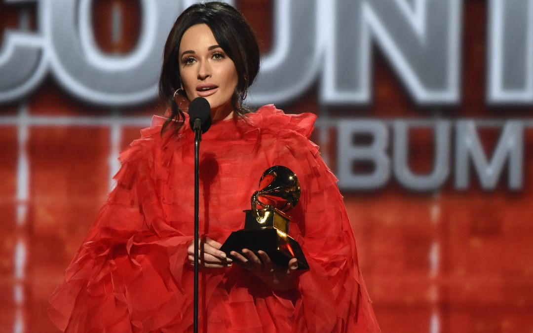 Kacey Musgraves on if Grammy wins will help get her music on the radio