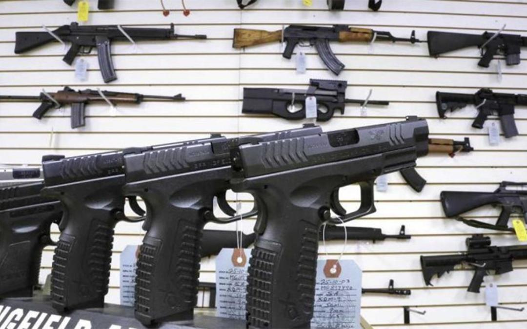 Sheriffs in conservative counties in Washington refuse to enforce new gun law