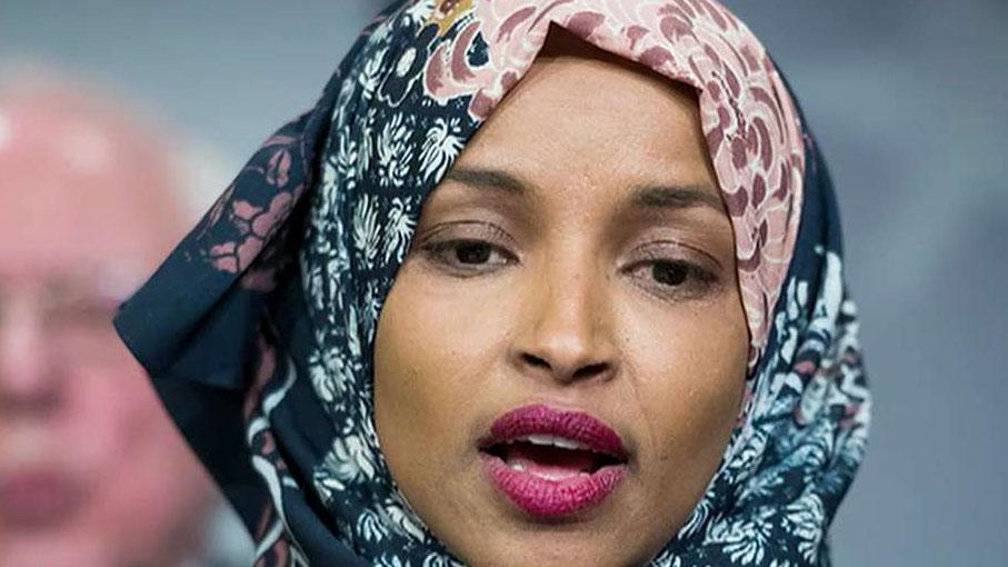 Ilhan Omar retweets, deletes post accusing her of anti-Semitism : report