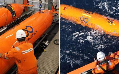 South Korean tanker Stellar Daisy found on ocean floor 2 years after it sank, explorers say
