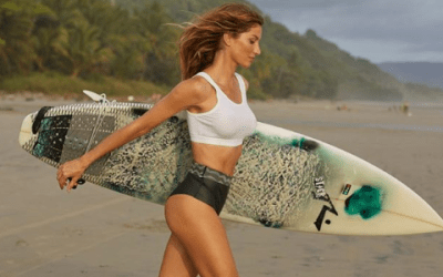 Gisele Bundchen flaunts biki bod, love of nature, during vacation in Costa Rica