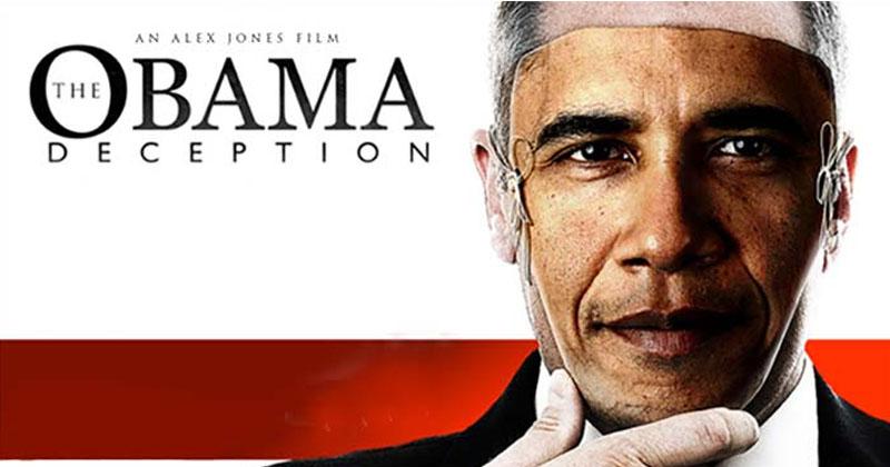 SUNDAY MATINEE: Alex Jones' 2009 Film 'The Obama Deception'