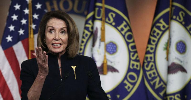 Nancy Pelosi Threatens Gun Confiscation Amid National Emergency