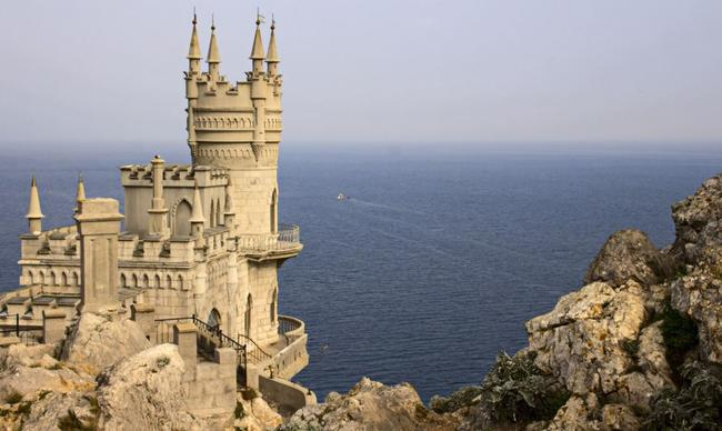 Crimea: The Geopolitical Jewel Russia Continues To Polish