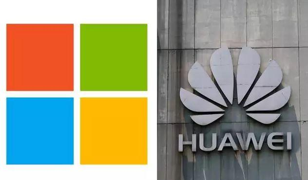 Microsoft Cuts Ties With Huawei