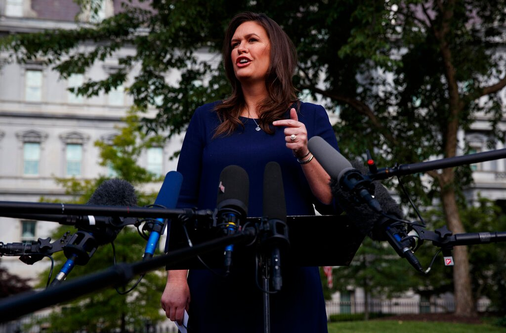 Press Secretary Sanders: Democrats should have a 'come to Jesus' moment on impeachment