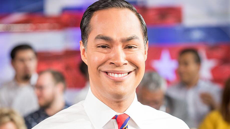 Julian Castro at Fox News Town Hall