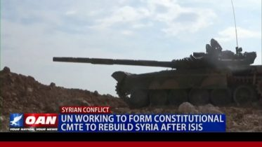 UN working to form constitutional committee to rebuild Syria after ISIS