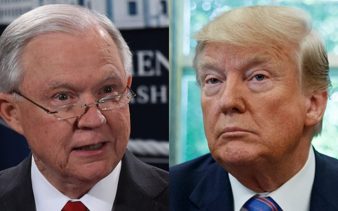 Trump 'not on board' with Jeff Sessions running for Alabama Senate seat: report