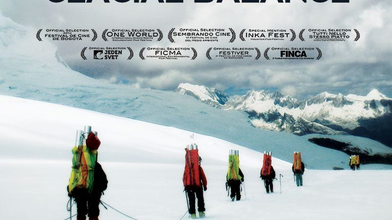 Glacial Balance DVD (home use)