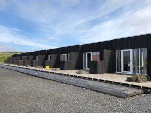 Hrífunes accommodation