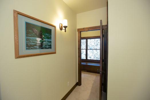 Hallway into The Bunk Room
