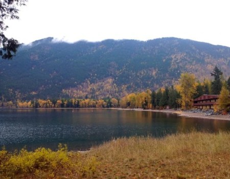Lake McDonald- vacant