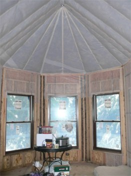 Dining room insulation