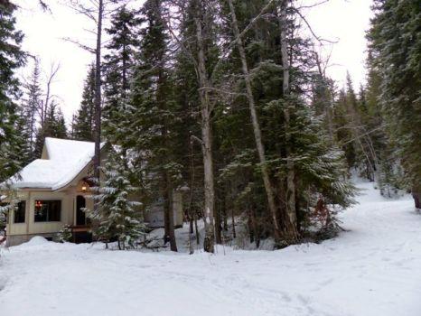Arrival at Glacier Bear Retreat