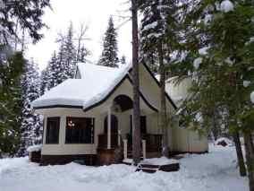 GBR winter snow
