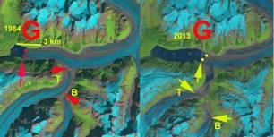 Gilkey Glacier, AK