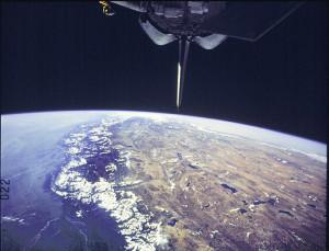 NASA photo of Himalayan Mountains and Tibetan Plateau (Courtesy of:NASA/Wikimedia Commons)