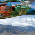 Tibetan prayer flags (Photo:Ed J/Flikr, please contact the photographer before using)