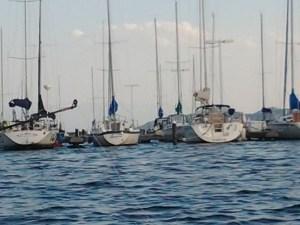Sailing Flathead Lake Montana