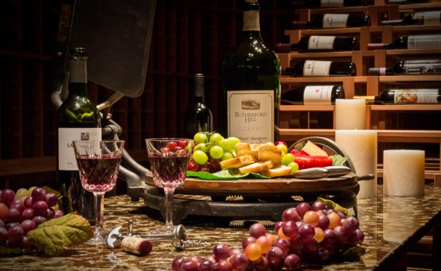 Avalanche Ranch Wine Cellar