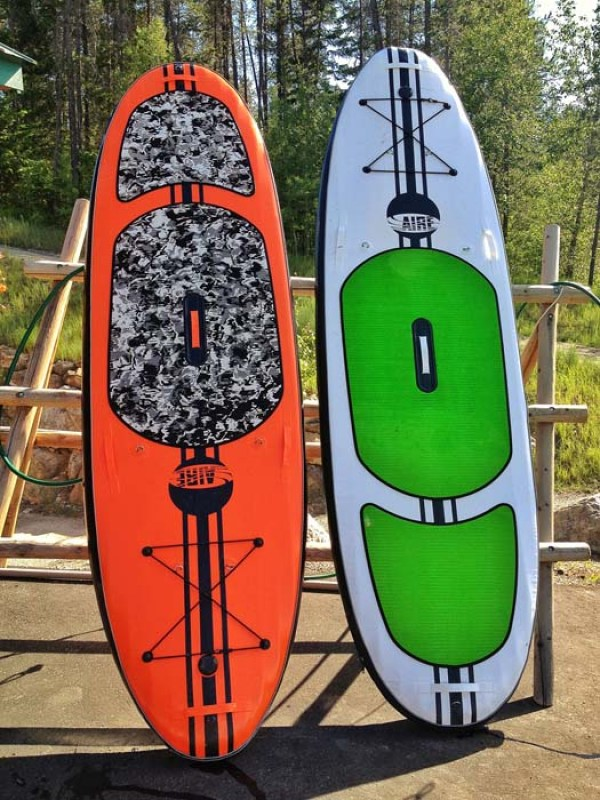 paddle-boards