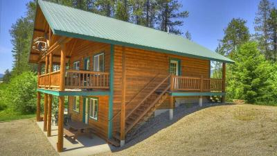 Glacier National Park Lodging, 2 bedroom cabin, Glacier Outdoor Center