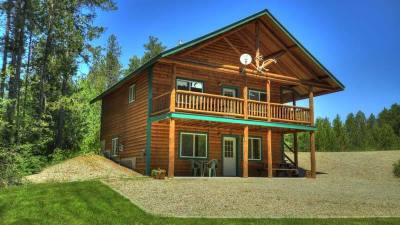 Glacier National Park Cabins, 2 bedroom cabin