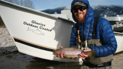 Fishing In Glacier National Park, Glacier Anglers Fly Fishing