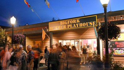 Big Fork Summer Playhouse
