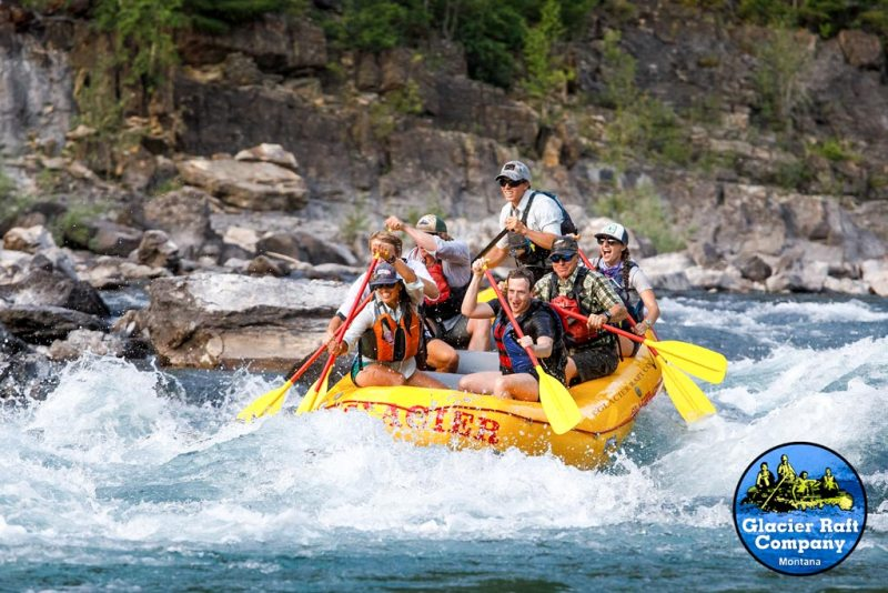 whitewater rafting montana, mark zuckerberg rafting, zuckerberg tour