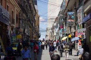 La Paz. Fot. T. Kurczaba