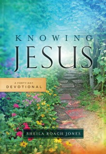 Knowing Jesus front cover