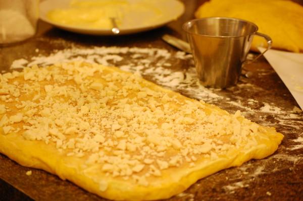 Saffransbullar med vit choklad (1)