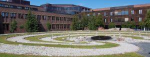 Campus Breivika - Universitet i Tromsø. (foto: UIT.no)