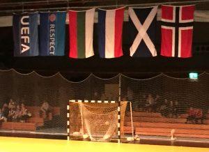 Gruppe H i Euro Futsal Cup, består av lag fra Norge, Nederland, Skottland og Bulgaria.