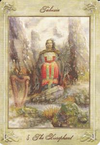 Översteprästen tarot