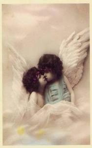 Änglar två från kicki Lysekil