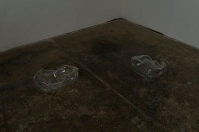 Installation view of Nick Bastis and Nick Raffel, JOAN, Los Angeles, June 18 – July 24, 2016.