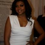 Taraji P. Henson Attends Creative Coalition Inauguration Gala