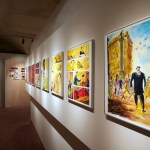 """Florence, Salvatore Ferragamo Museum: """"The Amazing shoemaker Fairy Tales about shoes and shoemakers"""": Frank Espinosa"""