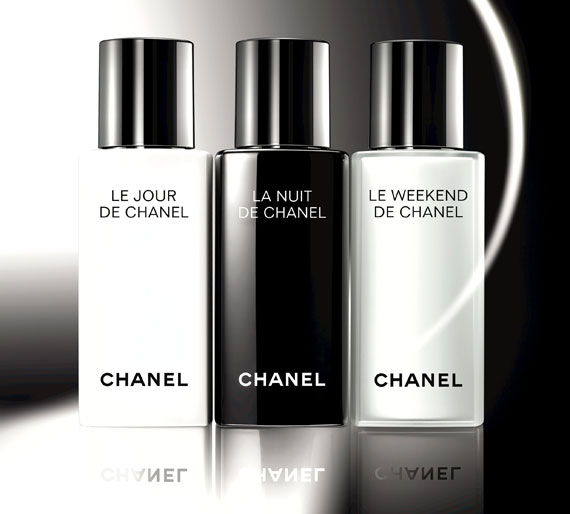 Image result for chanel RESYNCHRONIZING SKINCARE