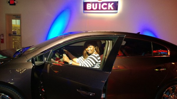 2014 Buick Regal Launch