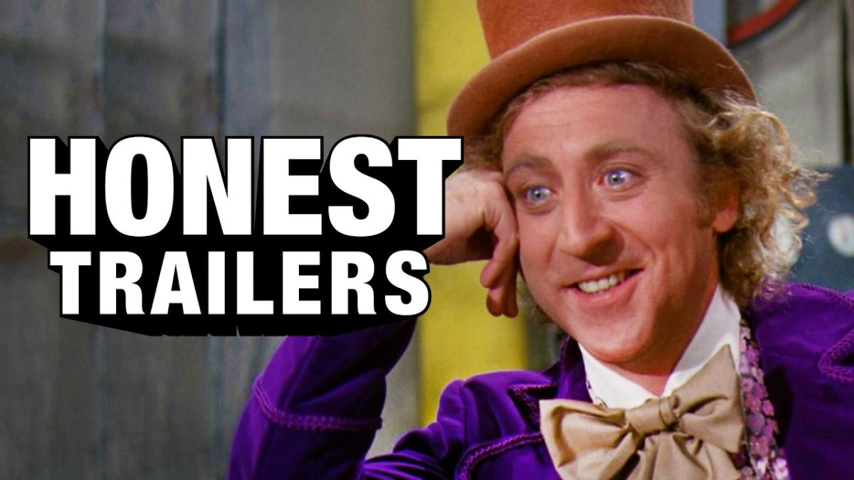 Willy Wonka & The Chocolate Factory' Gets A Hilarious Honest